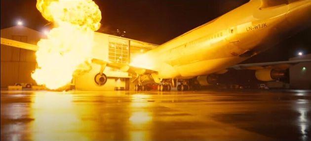 Γιατί ο Κρίστοφερ Νόλαν ανατίναξε στα γυρίσματα του «Tenet» ένα Boeing