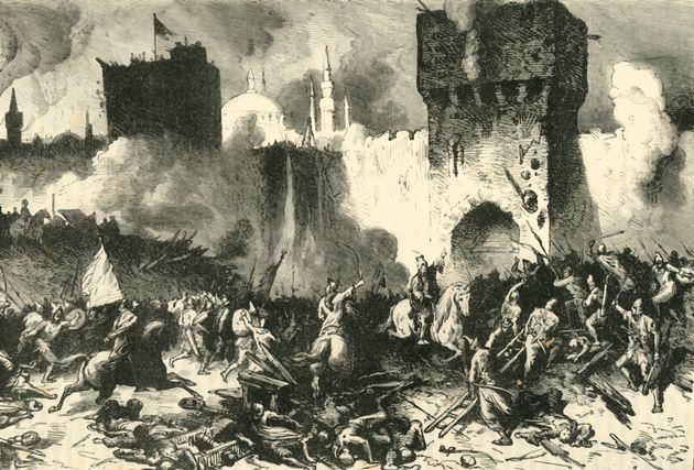 Κωνσταντινούπολη: Η Αιώνια Πόλη ως μήλο της έριδος για τους