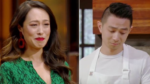 'MasterChef Australia: Back To Win's Melissa Leong and Reynold