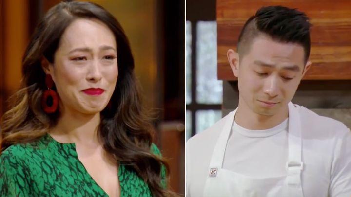 'MasterChef Australia: Back To Win's Melissa Leong and Reynold Poernomo