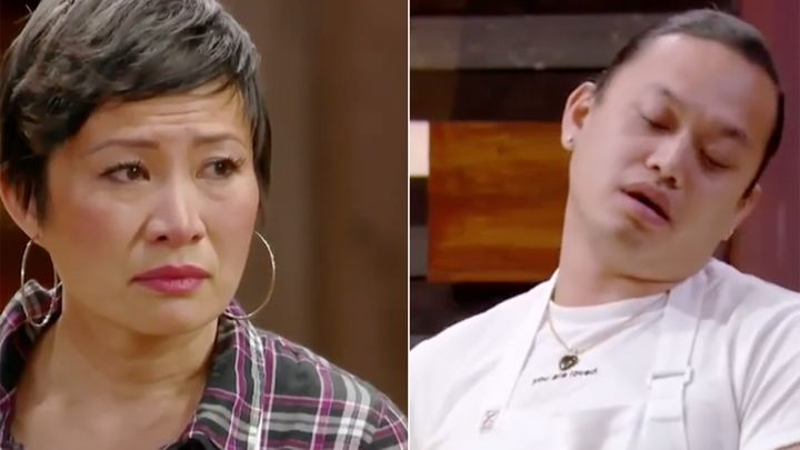 'MasterChef Australia: Back To Win's Poh Ling Yeow and Khanh Ong