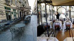 Fase 2 flop: bar e ristoranti perdono 70 euro su 100 rispetto al