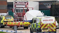 13 arrestations en France dans l'affaire du camion charnier découvert en Angleterre en