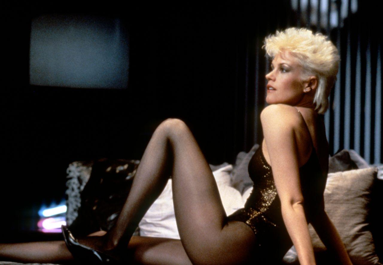 "Melanie Griffith in ""Body Double."""
