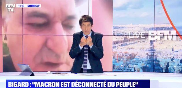 Jean-Marie Bigard envisage de se présenter à la présidentielle, et il n'est pas...