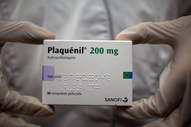 A revista médica britânica The Lancet informou que os pacientes que receberam hidroxicloroquina...