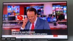 Συνέντευξη στο BBC κόπηκε οn air γιατί έληξε ο δωρεάν χρόνος στο