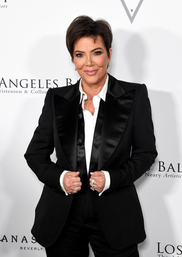 Alison was hanging out with Kris Jenner and her