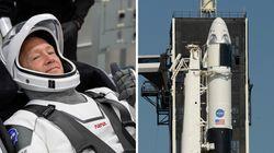 EN DIRECTO: Lanzamiento de SpaceX y NASA, la primera misión espacial
