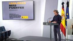 Fernando Simón se pone serio para hacer una advertencia: