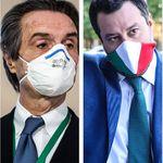 In Lombardia gli imprenditori spingono per riaprire i confini. Fontana (e Salvini) scaricano su