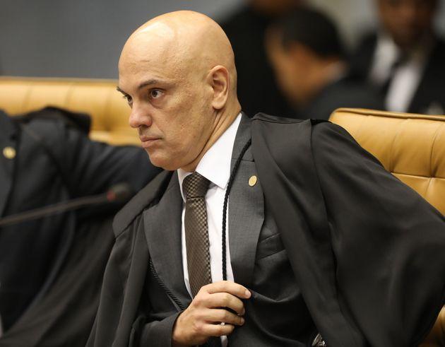 Ministro Alexandre de Moraes relata o inquérito das fake news no