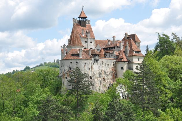 Bran Castle,Transylvania, Romania
