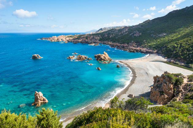 Costa Paradiso, Sardinia, Italy