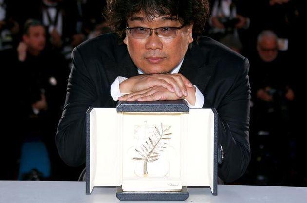 Vencedor da última Palma de Ouro de Cannes e do Oscar, o diretor sul-coreano Bong Joon-ho será...