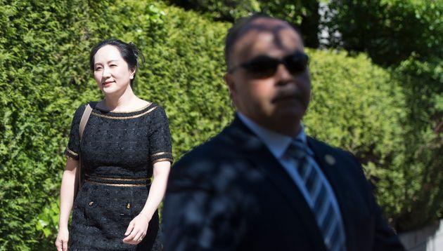 La requête d'une dirigeante de Huawei, Meng Wanzhou, est