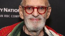 Larry Kramer, pionnier de la lutte contre le Sida avec Act Up et militant homosexuel, est
