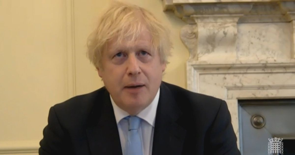 Boris Johnson's Blame Game On Covid-19 Finally Begins To Reveal Itself