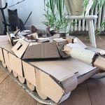 코로나 기간 고양이 탱크 제작 실력이 늘어버린 집사들 (사진