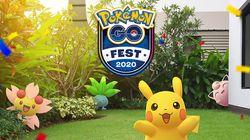 ポケモンGO夏イベント「Pokemon GO Fest