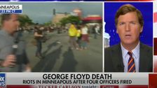 Tucker Carlson Calls Protests Against Police Violence 'A Form Of Tyranny'