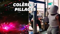 Nouvelle nuit d'émeutes et de pillages à Minneapolis après la mort de Floyd