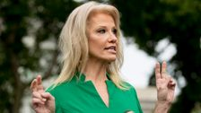 Kellyanne Conway's Off-The-Rails Voting Comments Take The Cake For Twitter Users
