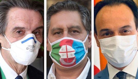 """""""NON POSSONO RIAPRIRE"""" - I dati dicono che Lombardia, Liguria e Piemonte non sono pronte (di L."""