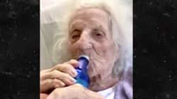 'Feisty Old Polish Grandmother,' 103, Beats Coronavirus Then Cracks Open A