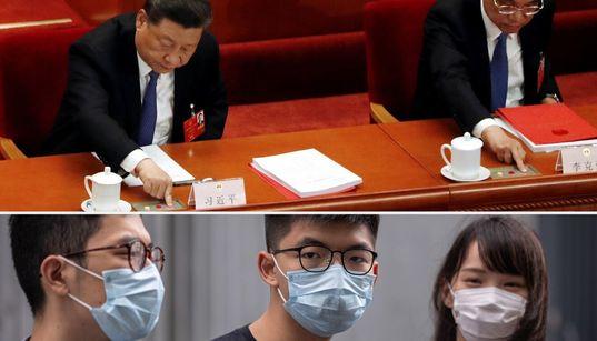 """DOPPIO COLPO A HONG KONG - Passa legge """"cinese"""", Usa revocano statuto"""