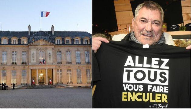Jean-Marie Bigard, possible candidat à la présidentielle 2022: