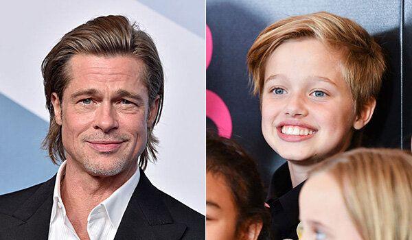 L'orgoglio di papà Brad Pitt per il 14esimo compleanno di
