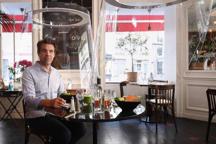 Le designer français Christophe Gernigon