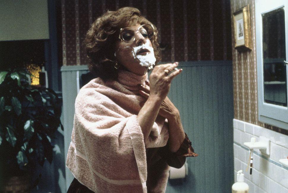 """Dustin Hoffman in """"Tootsie."""""""