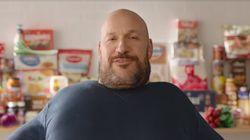 Maxi présente une version «légèrement» modifiée de sa publicité