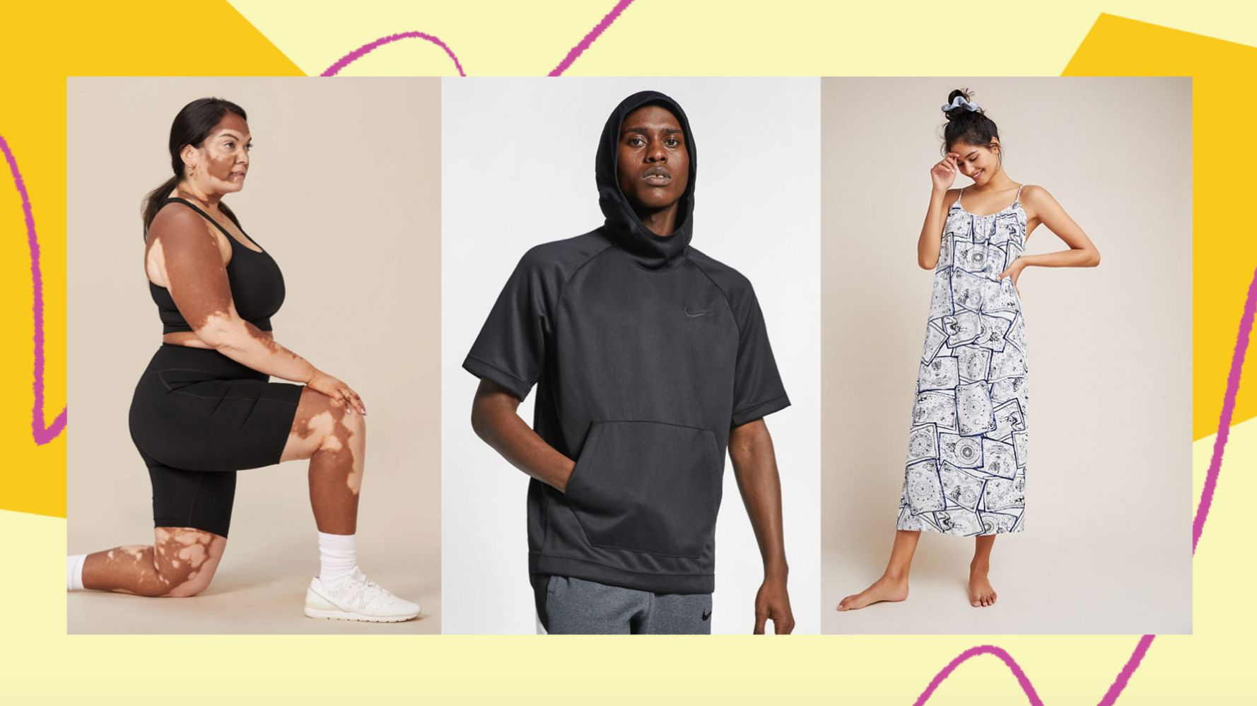 The Best Loungewear For Warm Weather That Takes The Sweat Out Of Sweats 1