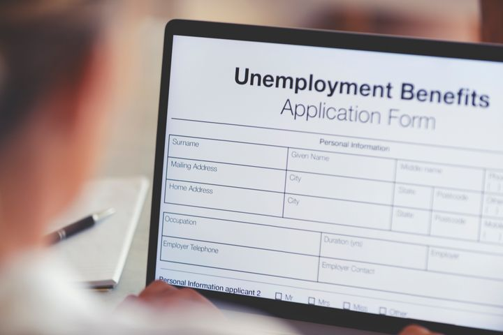 Applying for unemployment benefits? Don't give personal information to a scammer.