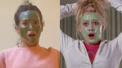 Hilary Duff And 'Cheaper By The Dozen' Cast Reunite On TikTok To Make You Feel