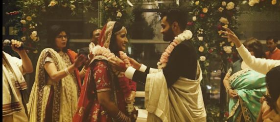 Many nuptials take at least a year of planning to pull together. It took six whirlwind months for Bansal, Singh and their loved ones to throw their dream wedding.
