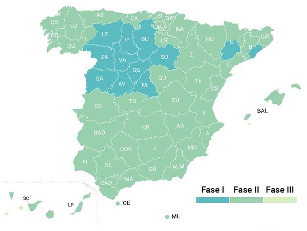 España en 3