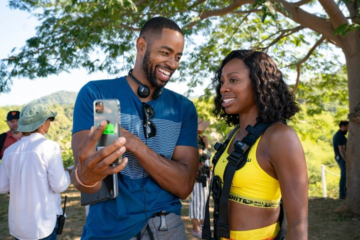 """Jay Ellis directs Episode 7, Season 4 of """"Insecure."""""""