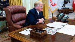 Trump firma una orden sobre las redes sociales tras su bronca con