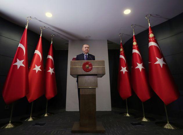 Ερντογάν: Μουσουλμανική προσευχή στην Αγία Σοφία για την επέτειο της Άλωσης της