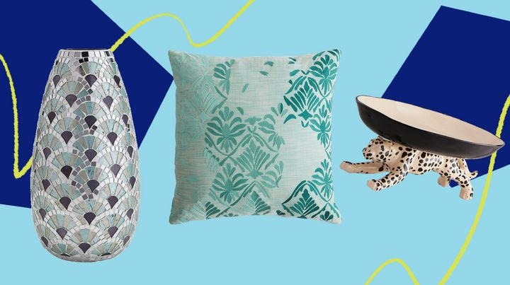 There's a lot of cute home decor hiding at Pier 1's sitewide sale right now.