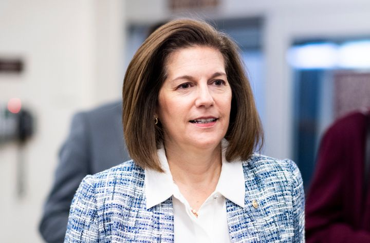 "Sen. Catherine Cortez Masto says it was ""an honor to be considered"" for Joe Biden's running mate."