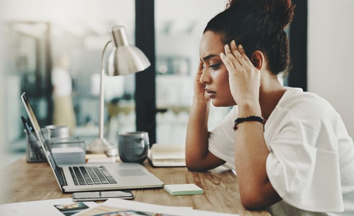 Over time, the fear of getting laid off can take a toll on your mental and physical health.