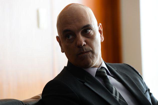 O ministro Alexandre de Moraes está no foco das críticas. Ele é o relator do inquérito...