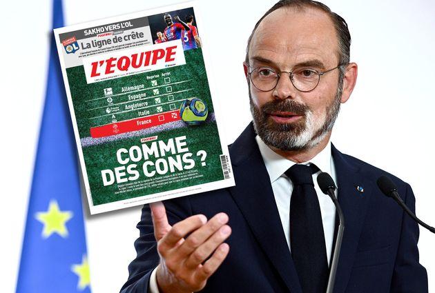 Philippe écarte encore un retour de la Ligue 1 et cela passe