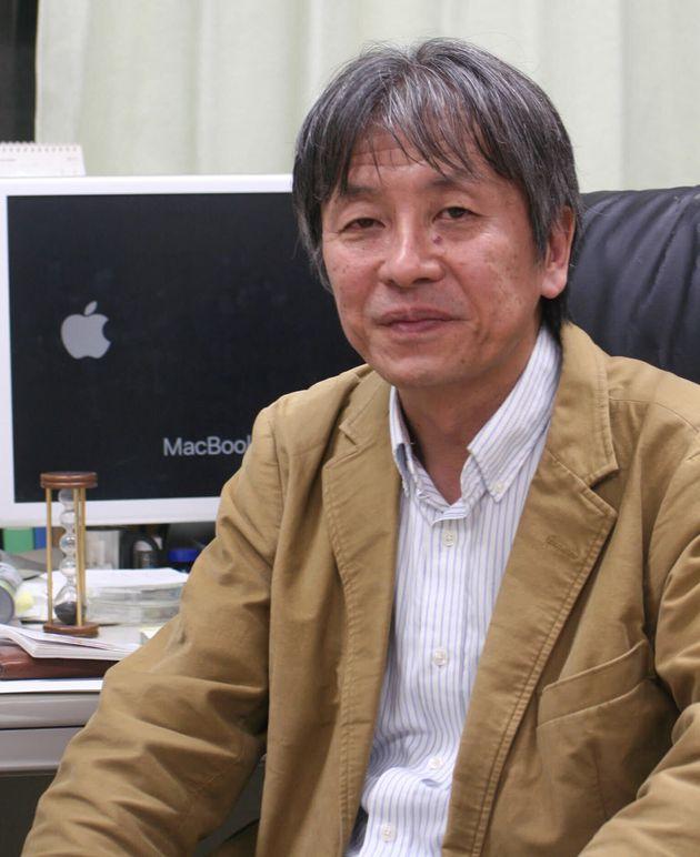 高田秀重教授(東京農工大)