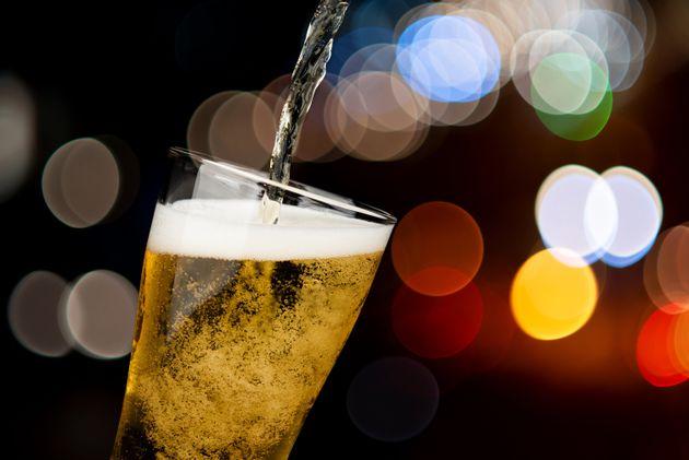 ビールがおいしい季節も、もう目の前。